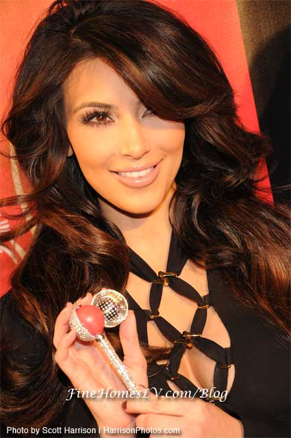 Kim Kardashian and Million Dollar Couture Pop