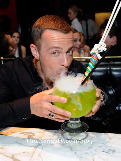 Joey Lawrence at Sugar Factory