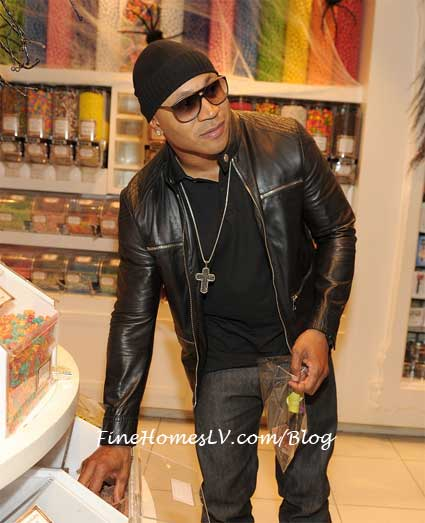 LL Cool J at Sugar Factory
