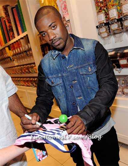 Ray J at Sugar Factory