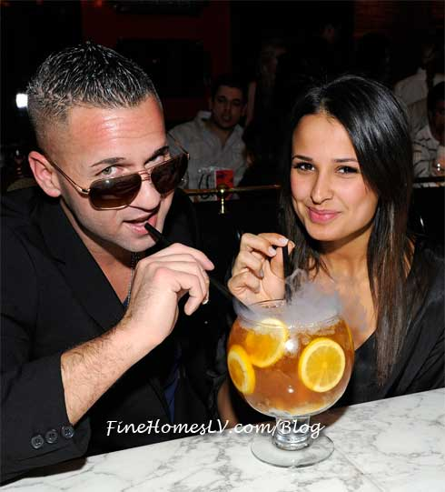 Mike Sorrentino at Sugar Factory