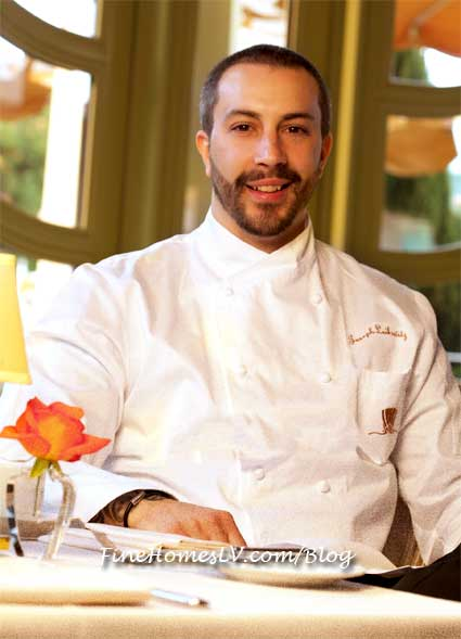Executive Chef Joseph Leibowitz