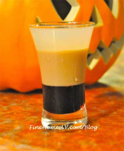 Pumpkin Pie Shooter