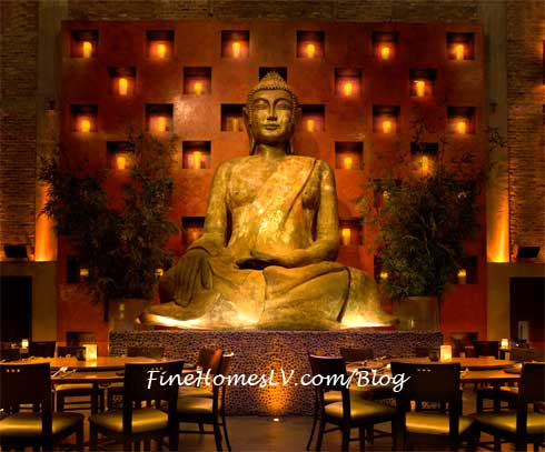 TAO Asian Bistro Buddha