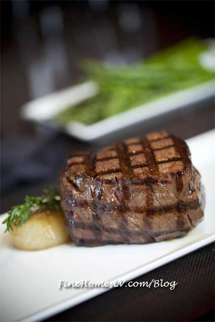 Tender Beef Filet Mignon