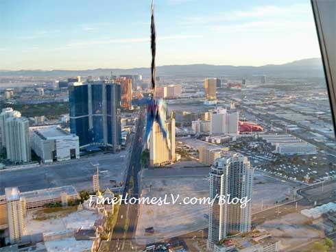 Sky Jump Stratosphere Las Vegas