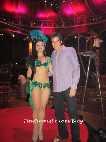 David Copperfield and Melody