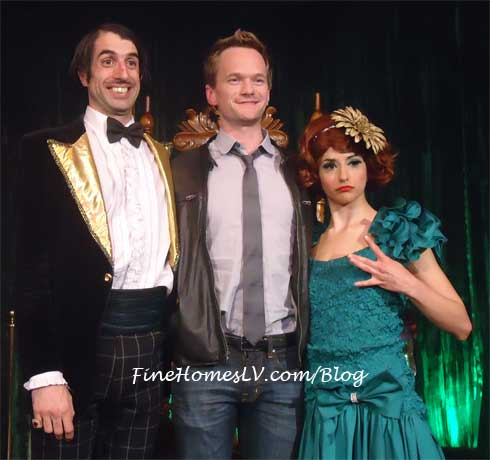 Gazillionaire, Neil Patrick Harris and Penny