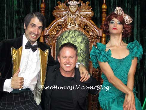 Gazillionaire, Jason Gilkison and Penny