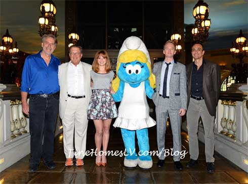 The Smurfs 2 Cast and Director