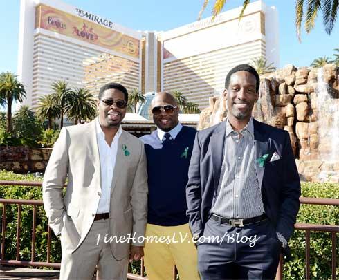 Boyz II Men At The Mirage
