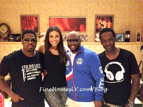 Jordin Sparks and Boyz II Men