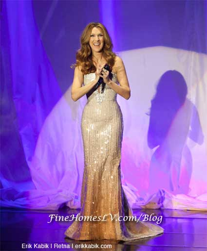 buy original celine bags online - Celine Dion's Debut Performance At The Colosseum At Caesars Palace ...