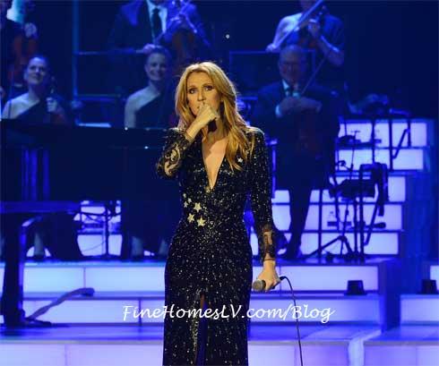 Celine Dion Sings