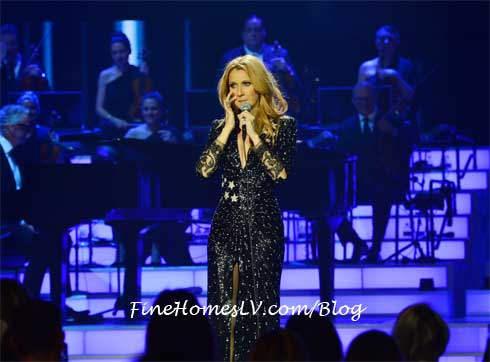 Celine Dion Emotional Show