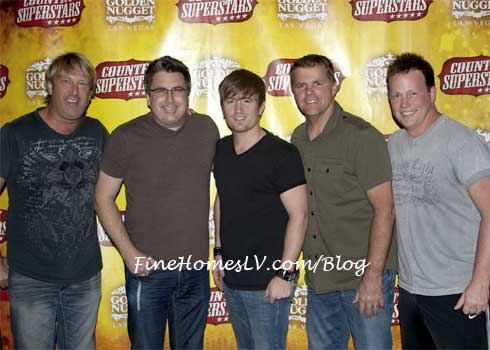 Cody Collins and Lonestar Band