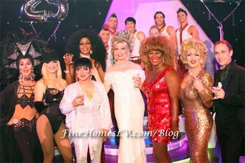 Divas Las Vegas Show