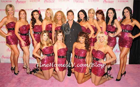 Fantasy Girls and Jeff Timmons