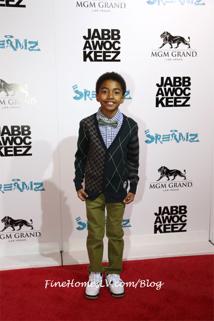 Miles Brown at Jreamz