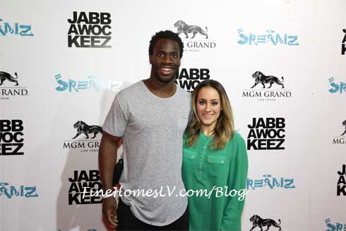 Pilar and Prince Amukamara