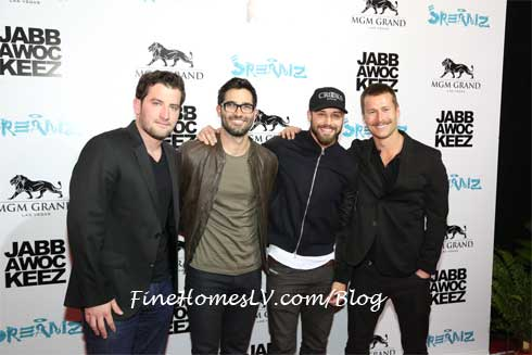 Forrest Vickery, Tyler Hoechlin, Ryan Guzman and Glen Powell