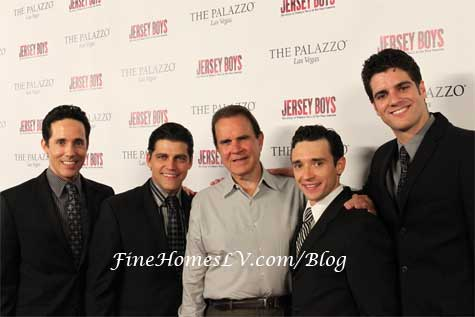 Rich Little and Jersey Boys
