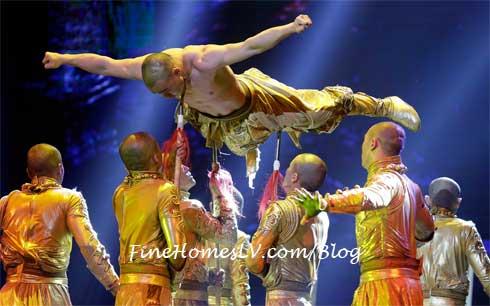 PANDA Show Shaolin Monks