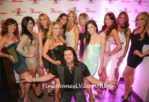 X Burlesque Cast On The Red Carpet