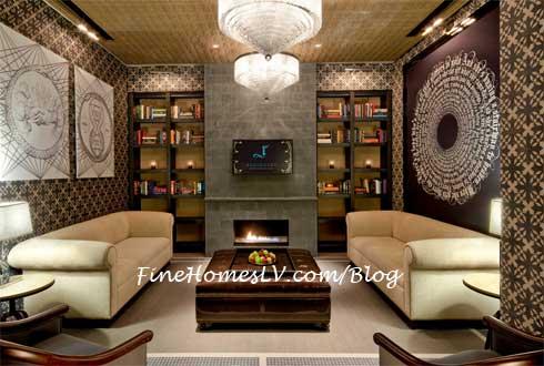 Reliquary Spa Las Vegas Lounge