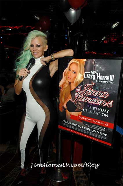 Jenna Jameson at Crazy Horse III