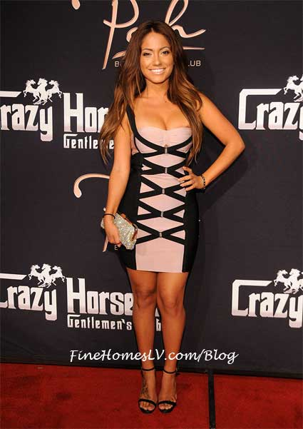 Jessica Burciaga on The Red Carpet