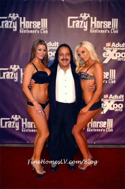 Ron Jeremy At Crazy Horse III