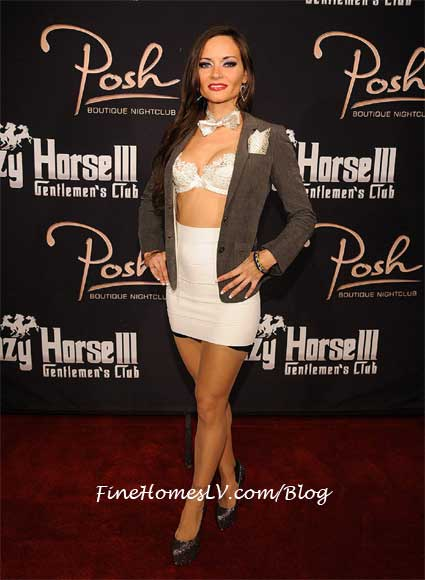 Sarah Tressler On The Red Carpet