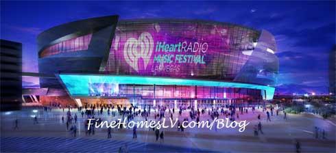 Rendering Las Vegas Arena