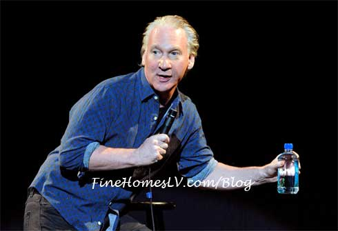 Bill Maher at Palms