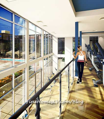 The Modern Fitness Center