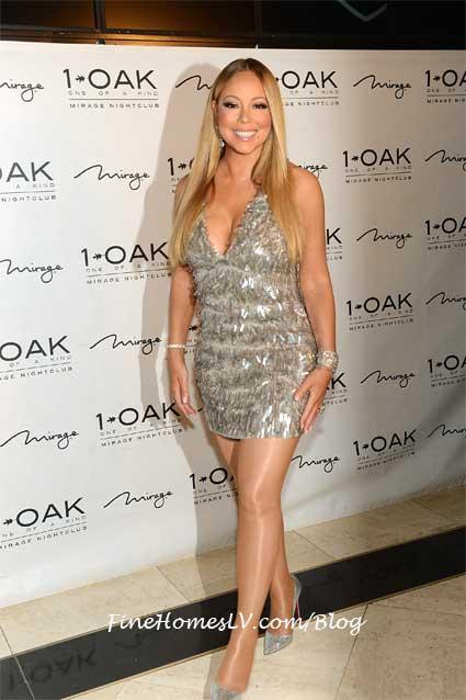Mariah Carey At 1 OAK