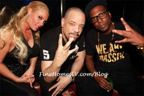 Coco Austin, Ice T and DJ 12th Planet