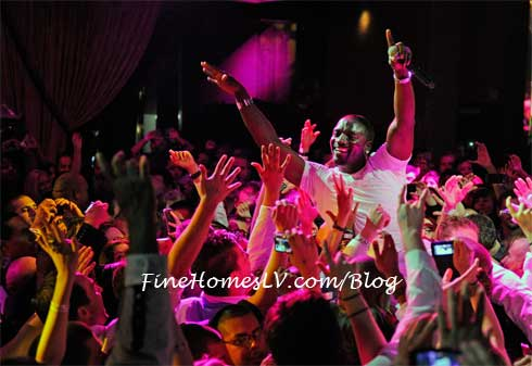 Akon at Chateau Nightclub