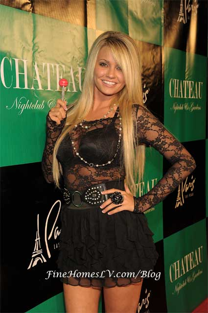 Angel Porrino at Chateau Nightclub