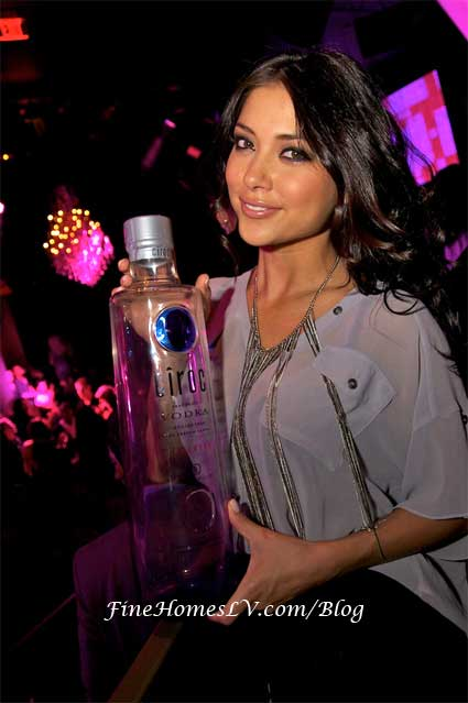 Arianny Celeste at Chateau Nightclub