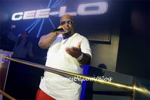 CeeLo Green at Chateau Nightclub