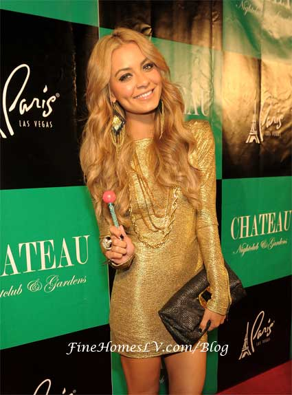 DJ Havana Brown at Chateau