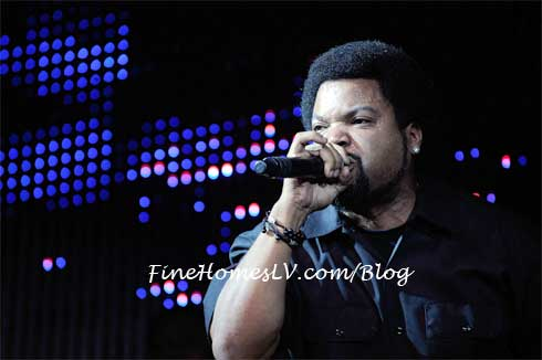 Ice Cube at Chateau Nightclub