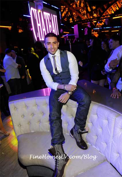 Jay Sean at Chateau Nightclub