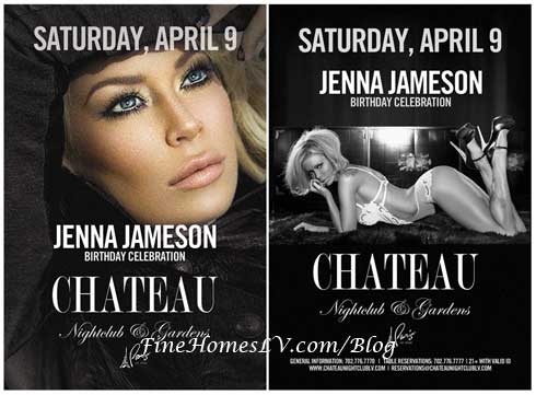 jenna jameson bday chateau ... fan tickets to the 2011 AVN AEE at the Sands Expo Center in Las Vegas?