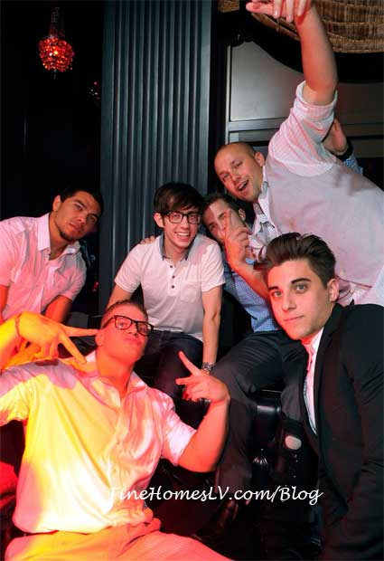 Kevin McHale and Bachelors