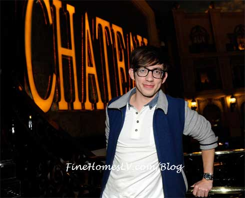 Kevin McHale at Chateau Nightclub