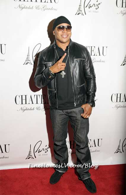 LL Cool J at Chateau Nightclub