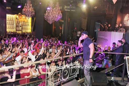 LL Cool J at Chateau Las Vegas